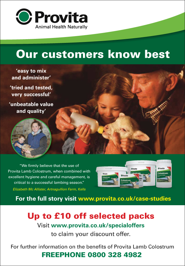 Lamb Colostrum Special Offer