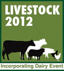 Livestock 2012 logo